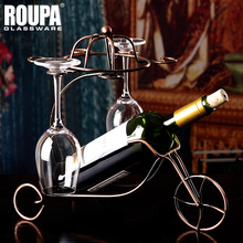 Fashion &  the French design wine cabinets with wineglass / bicycle cup rack