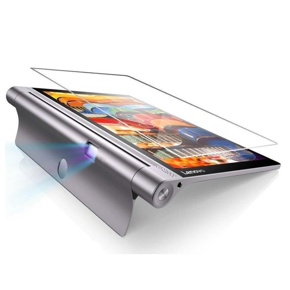 Galleria fotografica Yoga Tab3 8 850 Screen Protector For Lenovo Yoga Tab 3 8.0 850F 850L 850M Tempered Glass For Lenovo Yoga 3 8