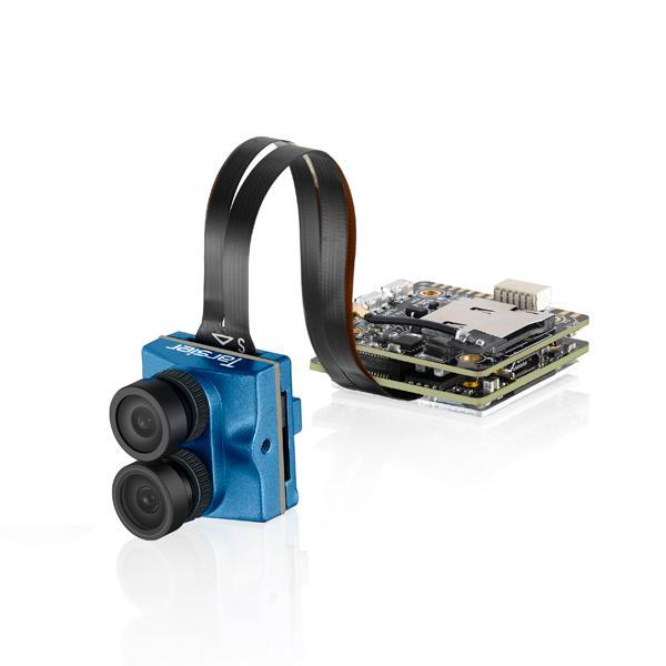 Caddx Tarsier 4K 30fps 1200TVL Dual Lens Super WDR WiFi Mini FPV Camera HD Recording DVR Dual Audio OSD For RC Plane Drone