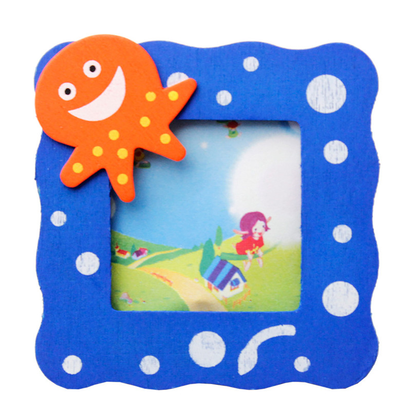 Photo Frames Cartoon Children Picture Frame For Baby Home Decoration