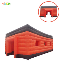 Oxford High Quality Inflatable Cube Air Tent For Rental Business
