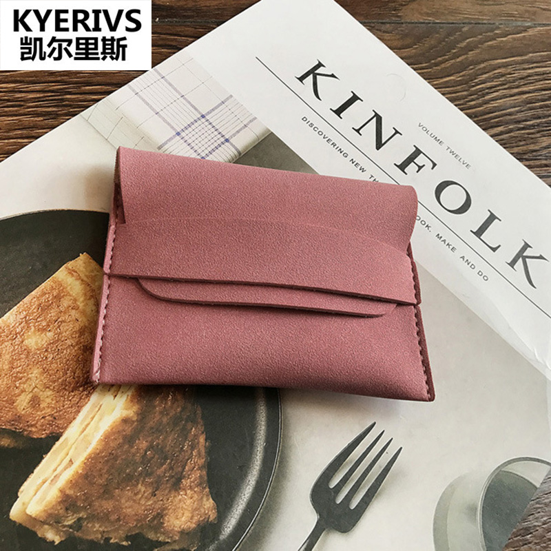 2017 Fashion Quality PU Leather Coin Purse Women Cute Wallet Portable Small Purse Coin Pouch Key Credit Card Holder Money Bag new style korea wallets cute pu leather wallet female portable mini wallet women purse card holder small coin purse money bag