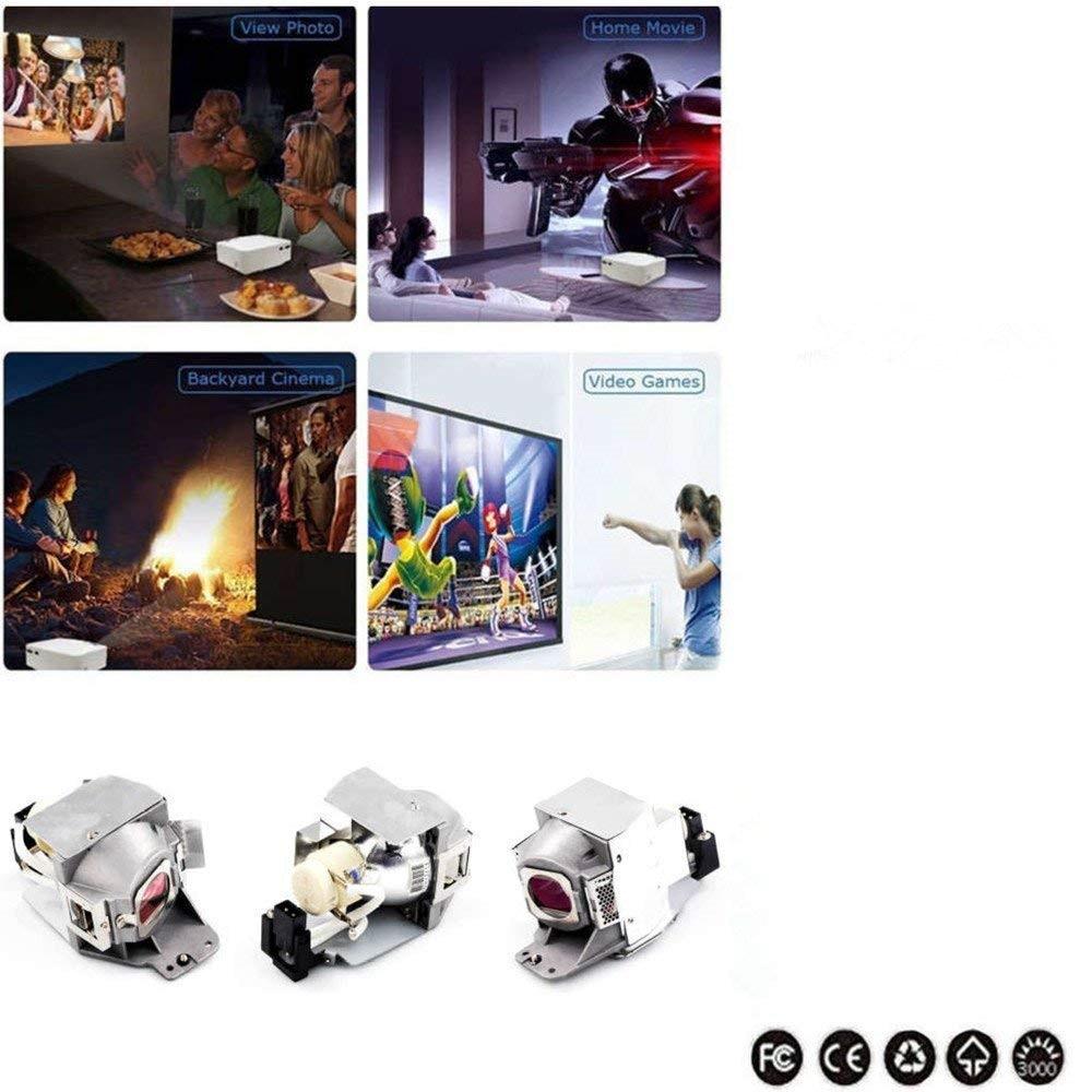 D'origine W1070 W1070 + W1080 W1080ST HT1085ST HT1075 W1300 lampe de projecteur ampoule P-VIP 240/0. 8 E20.9n 5J. J7L05.001 pour BENQ - 6