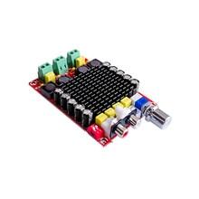 цена на XH-M510 TDA7498 High Power Digital Amplifier Board, 2*100W Car Amplifier, DC 14-34V