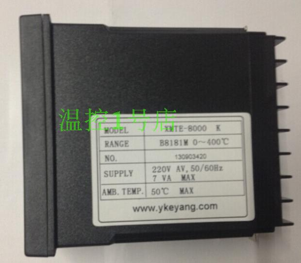 Genuine  HOPE keyang temperature controller XMTG-B8031JOC XMTG-8000 genuine shanghai yatai xmt 3000 xmtg 3412 xmtg 3412 n temperature controller
