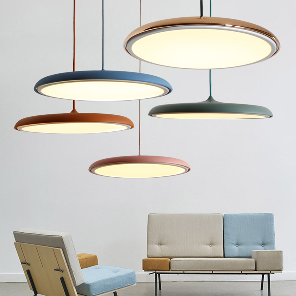 Здесь продается  Nmodern ordic Style pendant lighting110V-220v Wrought Iron Lights Led Design Pendant Lamp Luminarias lustre lighting  Свет и освещение