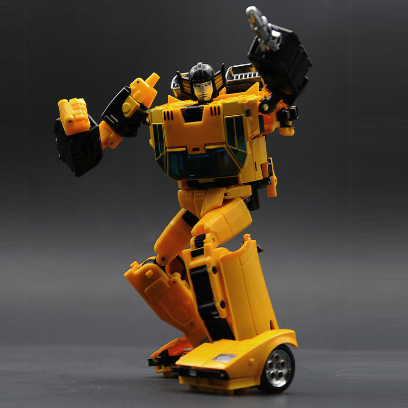 (IN STOCK) Toys - BadCube BC OTS-08 Sunsurge