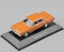 Атлас 1/43 Масштаб Литья Под Давлением Модели Автомобиля Dodge Dart Toys (1975) Автомобилей Автомобиля Подарки Коллекционные Модели Для Детей