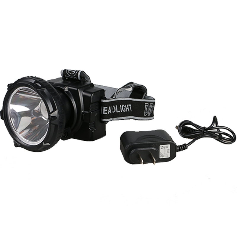 Led Spotlight Headlamp: High Brightness Waterproof LED HeadLamp Flash Light