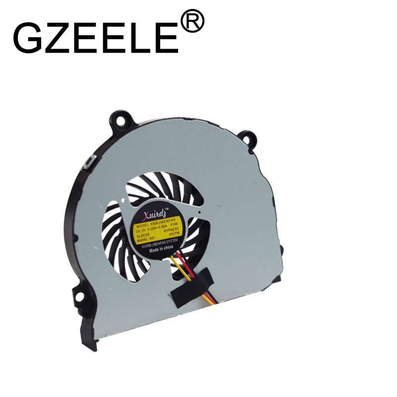 GZEELE new Laptop cpu cooling fan for SAMSUNG NP355V5C NP365E5C 355V5C S02 NP355V4C NP350V5C NP355V4X 355V4C 350V5C 355V5C fan-in Fans & Cooling from Computer & Office