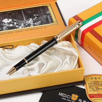 High quality authentic plaid Medici pen roller pen gift pen for business gifts, free shipping