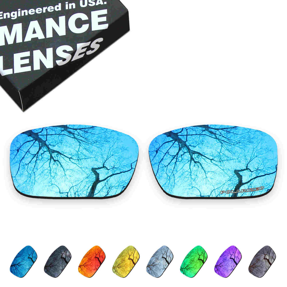ToughAsNails Resist Seawater Corrosion Polarized Replacement Lenses for Oakley Drop Point Sunglasses Multiple Options in Eyewear Accessories from Apparel Accessories