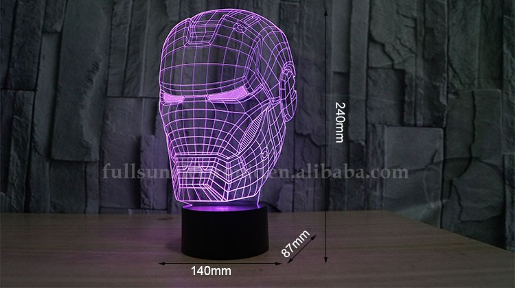 led night size 2822