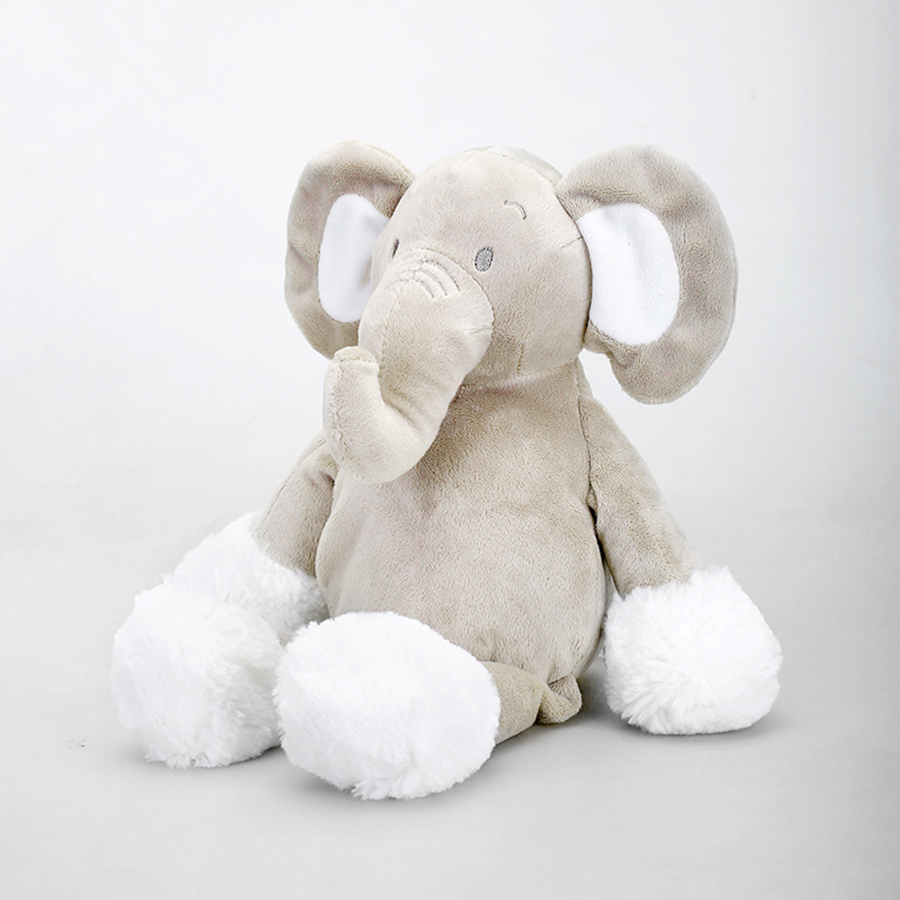 Large Plush Elephant Toy Kids Sleeping Back Cushion Baby Stuffed Toys  Plush Toys Brinquedo Birthday Holiday Gift Gifts 50T0053 65cm plush giraffe toy stuffed animal toys doll cushion pillow kids baby friend birthday gift present home deco triver