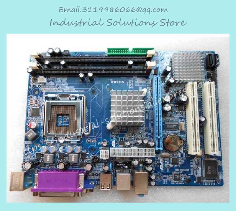 G41-775 needle fully integrated motherboard 775u ddr3 100% tested perfect quality 3 g41 motherboard775 needle cpu ddr2 ddr3 fully integrated 1g board 100% tested perfect quality