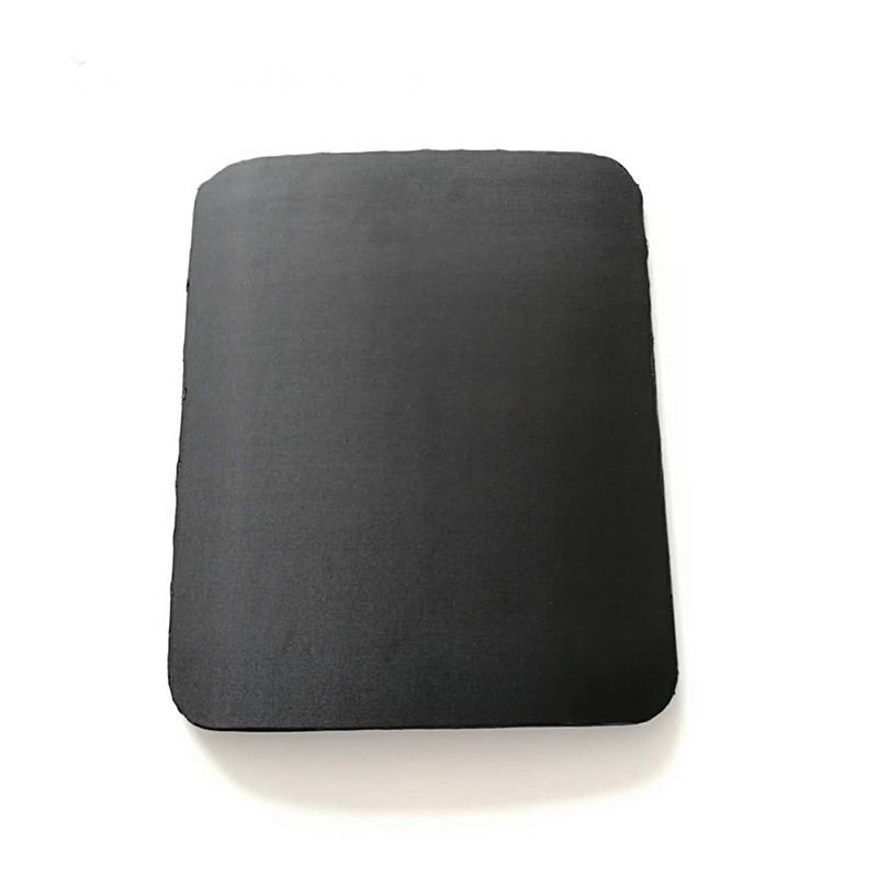 SAFE Level NIJ IIIA 10x12'' Alloy Steel Anti Ballistic Plate Light Bulletproof Panel For Tactical Vest Backpack Insert