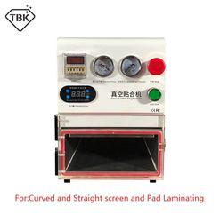 Najnowszy TBK-108P OCA maszyna do laminowania 14 cal maszyna do laminowania próżniowego dla zakrzywiony ekran i prosto ekranu i Pad