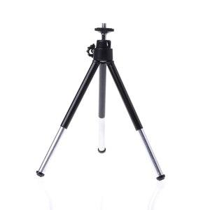 Image 2 - Черный/Белый Универсальный портативный мини штатив, держатель для камеры Canon, Nikon, видеокамеры, Новинка