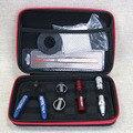 Электронная сигарета катушки терминатор набор инструментов аксессуары омметр DIY Kit для RDA рба RTA RDTA атомайзер полезным инструментом для электронной сигареты