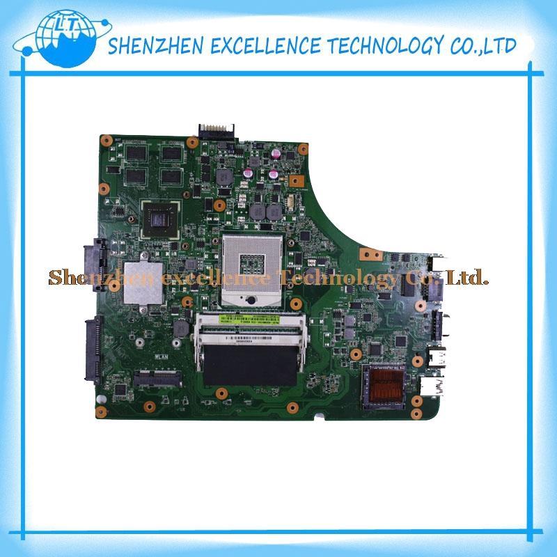 Prix pour CHAUDE!!! pour Asus K53SD hm65-chipset REV 5.1 mère d'ordinateur portable GT610M 2 GB A53S X53S K53S 60-N3EMB1300-025 100% testé