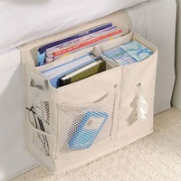 LASPERAL Bed Storage Household Sofa Hanging Bedside Storage Bag Chair Desk Sofa Hanging Storage Bag Homewares