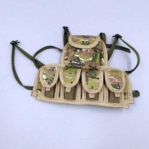 Mnotht 16 Solider Ghillie костюм, подходящая модель джунглей, камуфляжная снайперская уплотнительная одежда, модель для 12