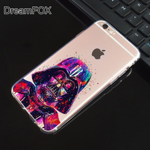 Star Wars Soft TPU Silicone Case Cover For Apple iPhone X 8 7 6 6S Plus 5 5S SE 5C 4 4S