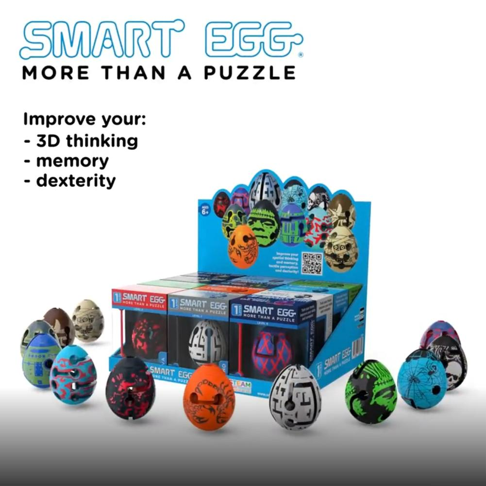Toys For Children Smarting Egg Labyrinth Puzzle Mazeing For Kids Children's Puzzle Mazeing Ball Toys Halloween Baby Toys