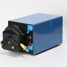 INTOP BAT300 лабораторный перистальтический насос большой поток Дозирующий самовсасывающий насос 0,1-2000(мл/мин