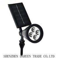 Free By DHL Professional Manufacture Solar LED Lawn Light Used For Shopping Street And Courtyards Solar