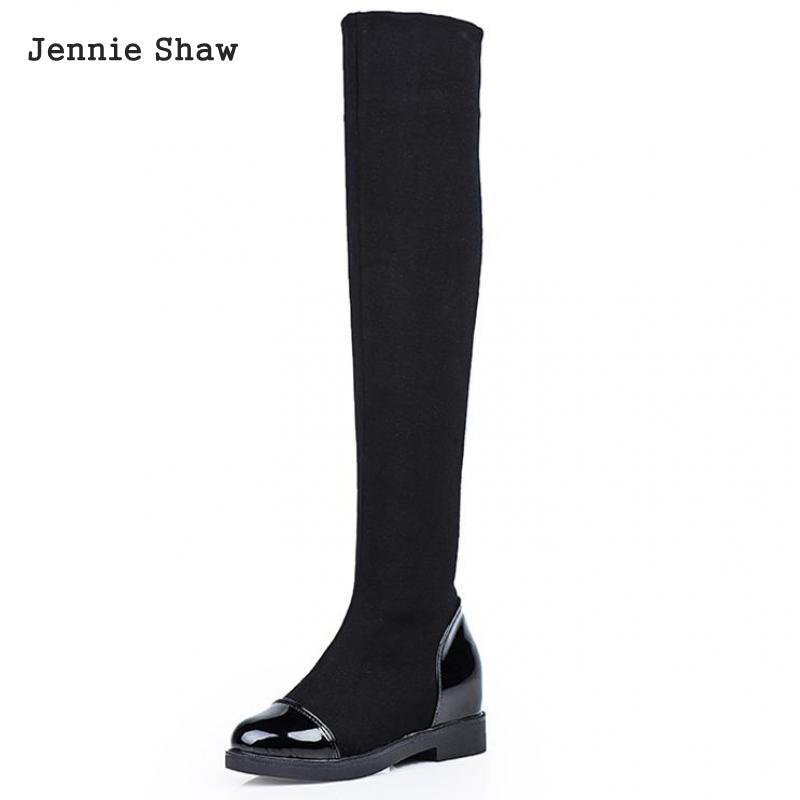 Bottes Sexy Woman Boots Thigh High Boots For Women sys-1399