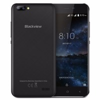 Blackview A7 Android 7 0 Smartphone 5 0 Inch MTK6580A Quad Core Up To 1 3GHz