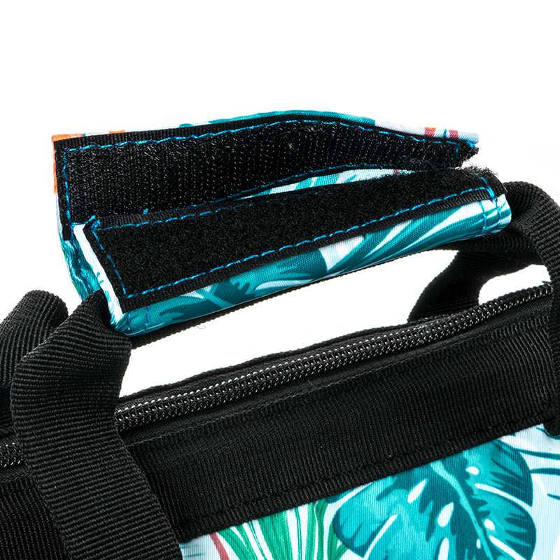 Winmax chłodnica wodoodporna torebka termiczna i izolowana torebka chłodząca zagęścić składane piwo jedzenie zimna torba Box dla mężczyzn kobiety piknik
