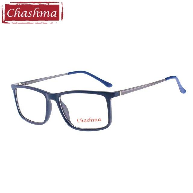 174038224b4 Chashma Brand Trend Eye Glasses Frames for Men Big Eyewear Men Wide Optical Glasses  TR 90 Light Optical Glasses Frame Students