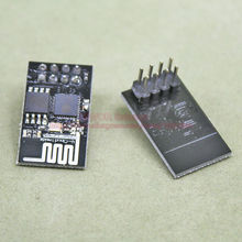 5 шт./лот ESP8266EX ESP-01 ESP8266 Серийный UART Модуль WI-FI Пульт дистанционного управления Модуль ООН РОБОТА Компонент