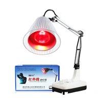 Терапии устройства Здравоохранение Электрический инфракрасный свет массаж инфракрасную лампу нагрева для артрит шейный спондилез мышечн