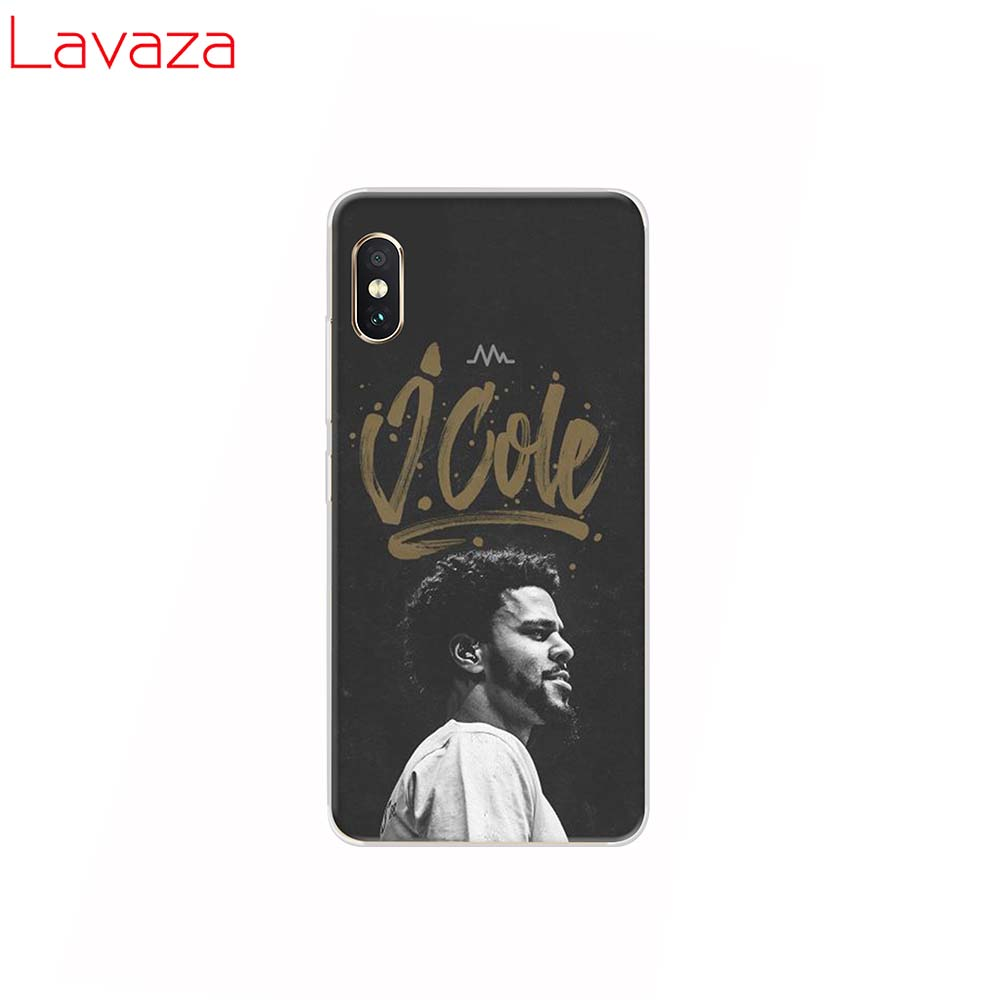 Lavaza OMB Peezy j cole Hard Case for POCOPHONE F1 for Xiaomi A2 8 9 SE Lite A1 Max 3 for Redmi Note 7 Pro Cover in Half wrapped Cases from Cellphones Telecommunications