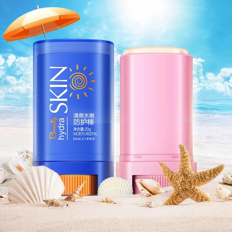 Aloe Veragel Cream Sunscreen Stick Anti UV Sun Cream Refreshing Texture Water Proof Natural Makeup Body Sun Cream Hot Sale
