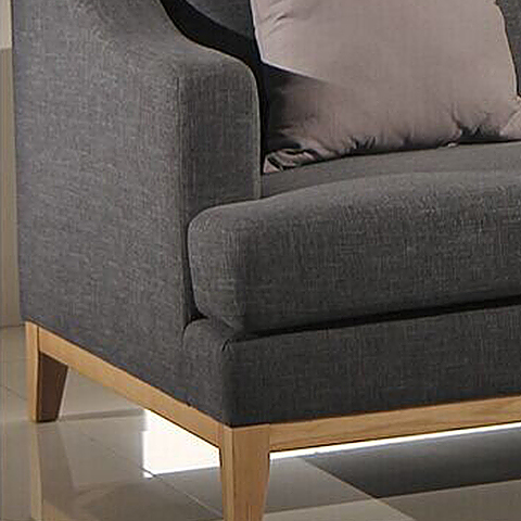 Beau Scandinavian Furniture Store Cafe Seating Sofa Modern Minimalist Ikea Sofa  Fabric Sofa Leather Double In Hotel Sofas From Furniture On Aliexpress.com  ...