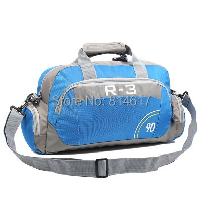 2014 New arrival casual fashion male women's small sports gym bag ...