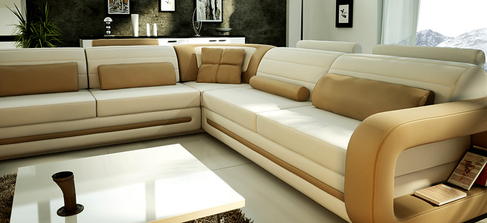2015 Lastest Design U Shape Leather Sofaliving Room Sofasofa Furniture In Living  Room Sofas From Furniture