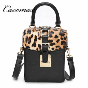 Image 5 - Famous brand Personalized big handbags mini Cube Brand original design crossbody bags for women messenger bags
