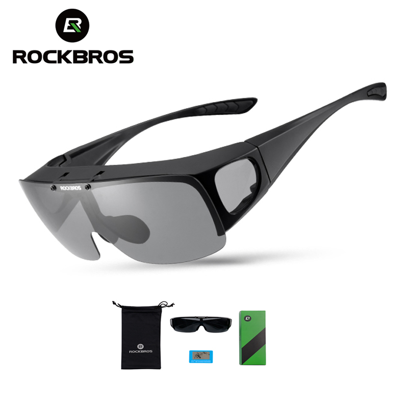 ROCKBROS Polarized Cycling Drive Sunglasses Anti-UV 400 Eyewear For Myopia Bicycle GlassesOutdoor Sports Cycling MTB Bike GoggleROCKBROS Polarized Cycling Drive Sunglasses Anti-UV 400 Eyewear For Myopia Bicycle GlassesOutdoor Sports Cycling MTB Bike Goggle