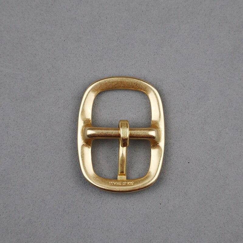 "ANTIQUE FINISH Solid Brass SINGLE ROLLER BELT BUCKLE Leathercraft 1-1//4/"" 32 mm"