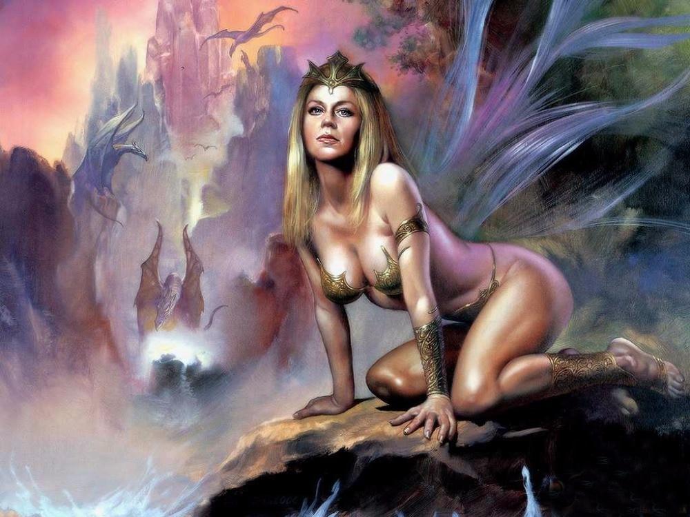 nude art fantasy