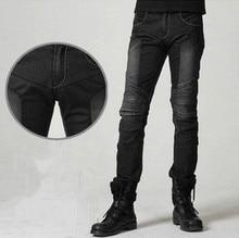 UglyBROS JUKE UBP 01 Jeans Black Summer Mesh Breathable Mens Jeans Motorcycle Protective Pants Racing Pants Moto Pants