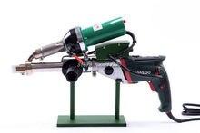 New Practical 1020W high weldig speed Handheld Plastic extrusion Welding machine pvc Vinyl extruder welder gun  LST610A