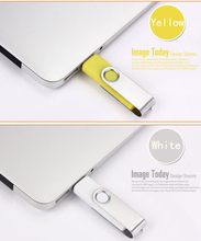 Waterproof usb flash drive 32GB 64GB 128GB pendrive 8GB 16GB memory stick u disk for Android phones