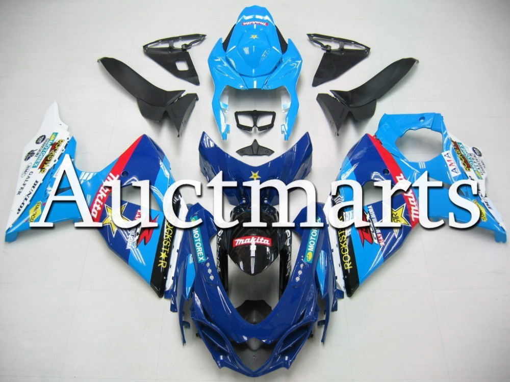For Suzuki GSX-R 1000 2009 2010 2011 2012 ABS Plastic motorcycle Fairing Kit Bodywork GSXR1000 09-12 GSXR 1000 GSX 1000R K9 C02