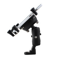 Adjustable Motorcycle Bike Bicycle Phone Holder Stand Shockproof Handlebar Mount Hold For Samsung For Iphone
